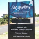 Sea Gardens Cafe Prevelly
